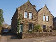 semi detached property for sale in Station Road, Hayfield...