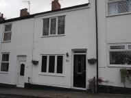 Terraced home in Redhouse Lane, Disley...