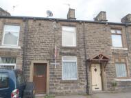 Terraced house in Hibbert Street...