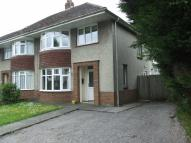 3 bed semi detached property for sale in Gower Road, Upper Killay...