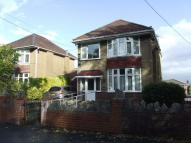 4 bedroom Detached home in Cecil Road, Gowerton...
