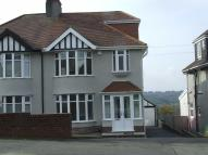 3 bed semi detached home for sale in Dunvant Road, Dunvant...