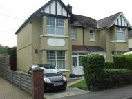 semi detached property in Cecil Road, Gowerton