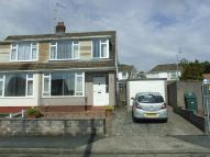 3 bedroom semi detached property for sale in St. Aiden Drive, Killay...