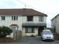 4 bedroom semi detached property for sale in Cecil Road, Gowerton...