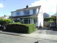 3 bedroom semi detached home for sale in St. Rhidian Drive...