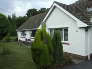 Detached Bungalow for sale in Gorwydd Road, Gowerton...