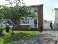 3 bedroom semi detached house in Nevills Close, Gowerton...
