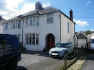 3 bed semi detached home for sale in Cecil Road, Gowerton