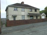 semi detached home in Mount Pleasant, Gowerton...