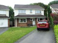 4 bedroom Detached house for sale in Clos Bevan, Gowerton...