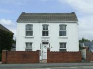 Detached property in Gower Road, Killay...