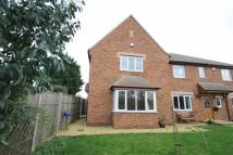 semi detached property for sale in Hall Avenue, Rushden...