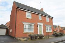4 bed Detached home in Blackwell Close...