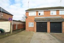 3 bed semi detached home in Pratt Road, Rushden...