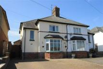 3 bedroom semi detached home in Bedford Road, Rushden...