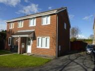 semi detached property in Glamis Close, Rushden...