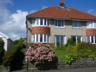 semi detached home for sale in Carnglas Avenue, Sketty...