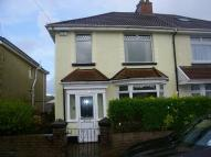 3 bedroom semi detached home for sale in Prospect Place, Sketty...