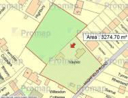 3 bed Detached house for sale in LAND AND NEW HOMES SITE...