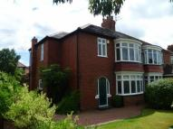 3 bedroom semi detached property to rent in Park Lane, Guisborough...