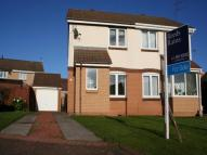 2 bedroom semi detached property in Sidmouth Close...