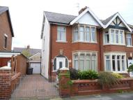 3 bed semi detached property in Glastonbury Avenue...