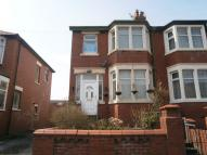 Flat in Ascot Road, Blackpool...