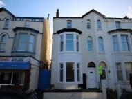 Flat to rent in Withnell Road, Blackpool...
