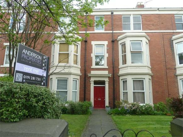 1 bedroom flat to rent in st georges terrace jesmond for 105 st georges terrace