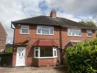 semi detached house to rent in Holly Road, Watnall...