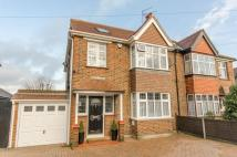 semi detached house in Alderney Avenue, Hounslow