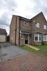 3 bedroom semi detached property in 1 Chapel Close, Howden
