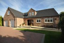 4 bed Detached property in 6 Hutchinson Way Howden