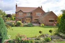 Detached house in Brinkton Lodge East...