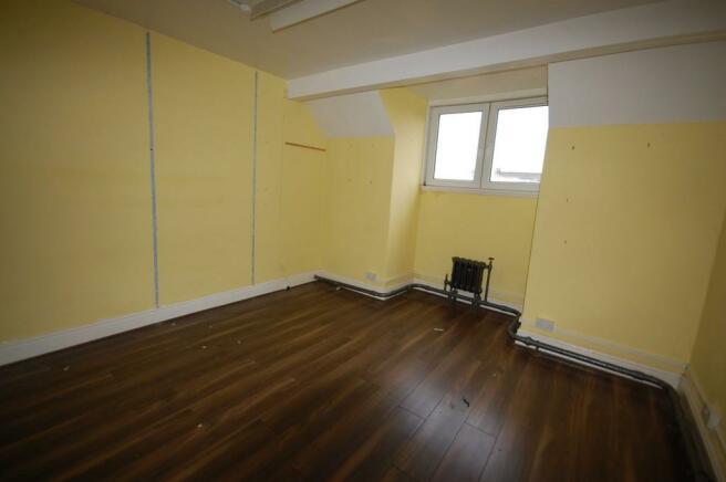 Second Floor Room...