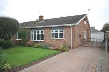 Semi-Detached Bungalow for sale in 11 Park Road, Airmyn