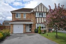 Detached home in 43 Punton Walk, Snaith