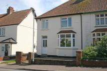 3 bed End of Terrace house in Flowerdale Road, Watchet