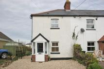 2 bed End of Terrace house in Doniford Road, Watchet