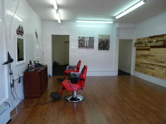 Front sales/ office