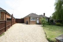 Detached Bungalow for sale in Glebe Court, Fair Oak...