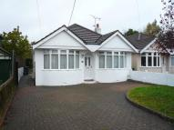 Detached Bungalow in West Road, Southampton...