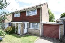 2 bedroom semi detached house in Noble Road, Hedge End...