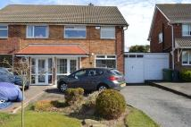 3 bedroom semi detached home for sale in Grosvenor Avenue...