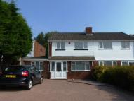 3 bed semi detached property in Aldridge Road, Streetly...