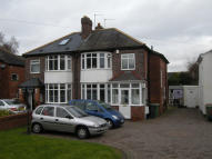 Foley Road West semi detached property for sale