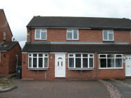 3 bed semi detached property in Colt Close, Streetly...