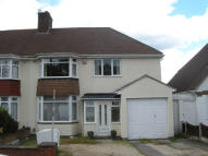 4 bed semi detached property in Donegal Road, Streetly...