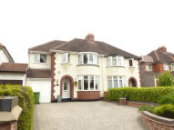 3 bedroom semi detached house for sale in Bridle Lane, Streetly...